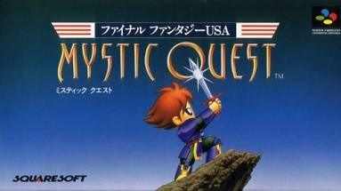 Visuel Mystic Quest Legend / Mystic Quest (Jeux vidéo)