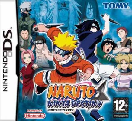 Visuel Naruto Ninja Destiny /  (Jeux vidéo)
