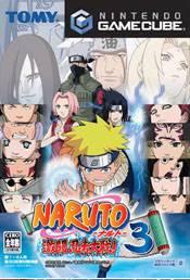 Visuel Naruto : Clash of Ninja 3 /  (Jeux vidéo)