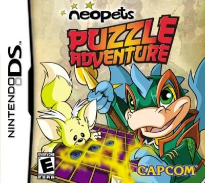 Visuel Neopets Puzzle Adventure /  (Jeux vidéo)