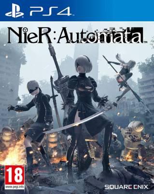 Visuel NieR:Automata / ニーア オートマタ (Jeux vidéo)