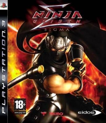 Visuel Ninja Gaiden Sigma / Ninja Gaiden Sigma (Jeux vidéo)