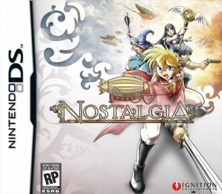 Visuel Nostalgia /  (Jeux vidéo)
