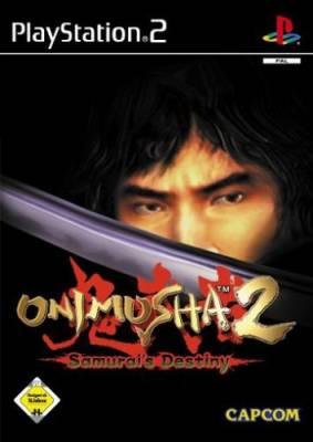 Visuel Onimusha 2 Samurai's Destiny /  (Jeux vidéo)
