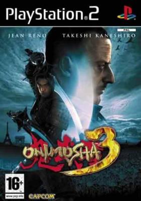 Visuel Onimusha 3 /  (Jeux vidéo)