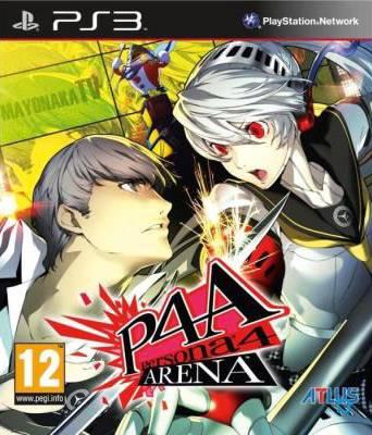 Visuel Persona 4: Arena /  (Jeux vidéo)