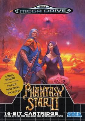 Visuel Phantasy Star II /  (Jeux vidéo)