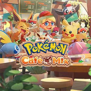 Visuel Pokémon Café Mix /  (Jeux vidéo)