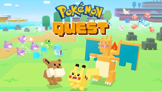 Visuel Pokémon Quest / Pokémon Quest (Jeux vidéo)