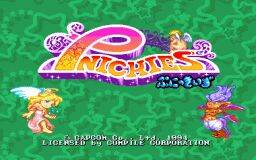 Visuel Pnickies /  (Jeux vidéo)