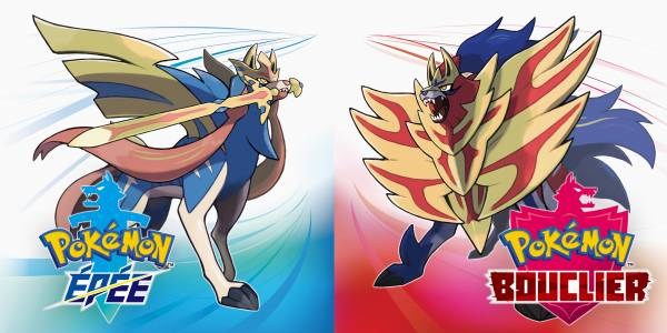 Visuel Pokémon Épée et Bouclier / Pocket Monster Sword & Shield (Jeux vidéo)