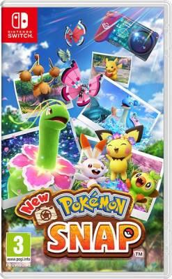 Visuel New Pokemon Snap / New ポケモンスナップ (Jeux vidéo)