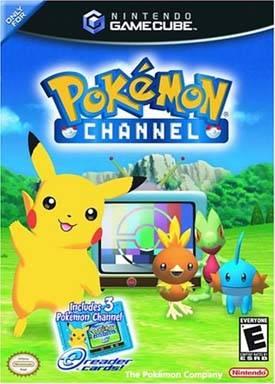 Visuel Pokémon Channel /  (Jeux vidéo)