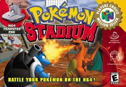 Visuel Pokémon Stadium /  (Jeux vidéo)