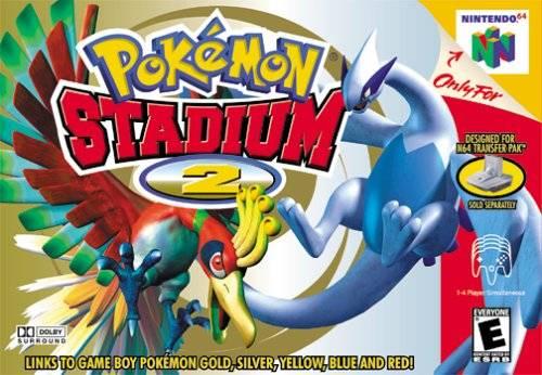 Visuel Pokémon Stadium 2 /  (Jeux vidéo)