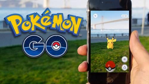 Visuel Pokémon Go /  (Jeux vidéo)