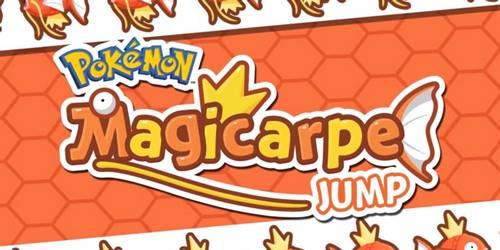 Visuel Pokémon : Magicarpe Jump /  (Jeux vidéo)