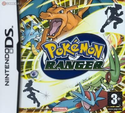 Visuel Pokémon Ranger /  (Jeux vidéo)