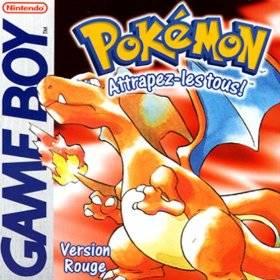 Visuel Pokémon Versions Rouge, Bleu, Jaune /  (Jeux vidéo)