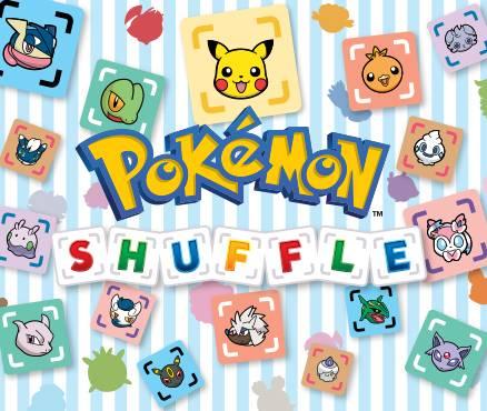 Visuel Pokémon Shuffle /  (Jeux vidéo)