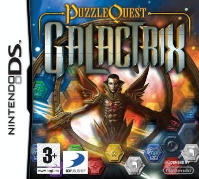 Visuel Puzzle Quest : Galactrix /  (Jeux vidéo)