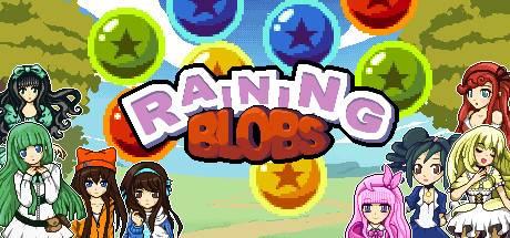 Visuel Raining Blobs / Raining Blobs (Jeux vidéo)