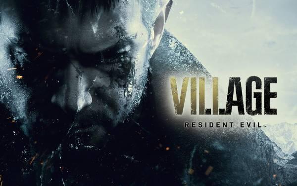 Visuel Resident Evil Village / バイオハザード ヴィレッジ (Jeux vidéo)