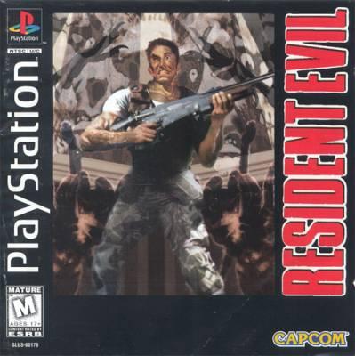 Visuel Resident Evil /  (Jeux vidéo)