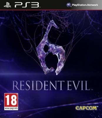 Visuel Resident Evil 6 /  (Jeux vidéo)