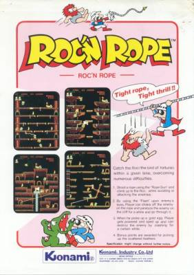 Visuel Roc'N Rop /  (Jeux vidéo)