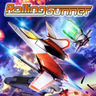 Visuel Rolling Gunner / Rolling Gunner (ローリングガンナー) (Jeux vidéo)