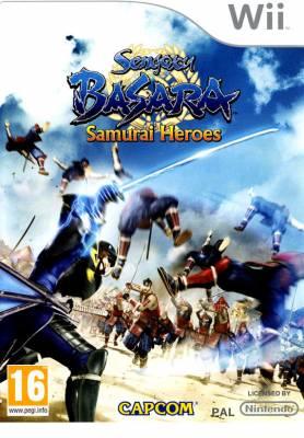 Visuel Sengoku Basara Samurai Heroes / Sengoku Basara 3 (戦国BASARA3) (Jeux vidéo)