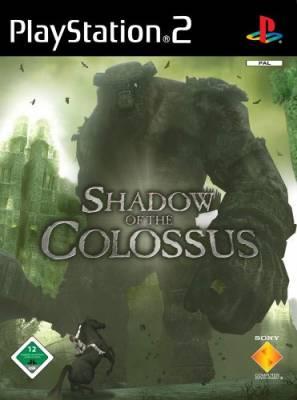 Visuel Shadow of the Colossus /  (Jeux vidéo)