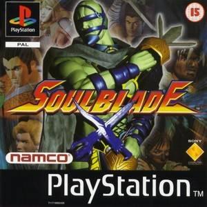 Visuel Soul Blade /  (Jeux vidéo)