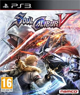Visuel Soul Calibur V /  (Jeux vidéo)