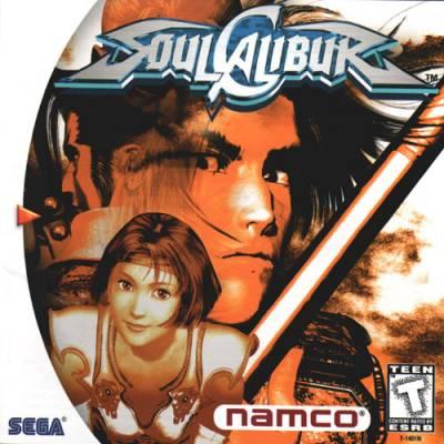 Visuel Soul Calibur /  (Jeux vidéo)