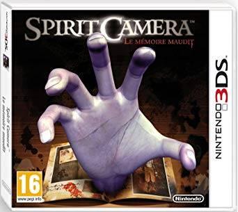 Visuel Spirit Camera : Le Mémoire maudit / Shinrei Camera ~ Tsuiteru Techou (Jeux vidéo)