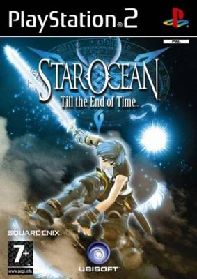 Visuel Star Ocean : Till The End of Time /  (Jeux vidéo)