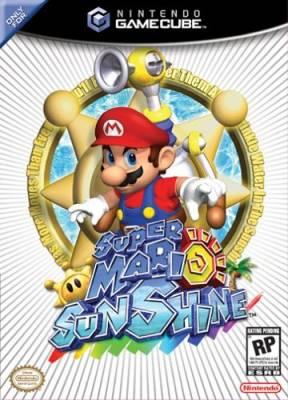 Visuel Super Mario Sunshine /  (Jeux vidéo)