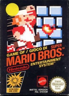 Visuel Super Mario Bros. /  (Jeux vidéo)