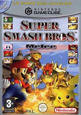 Visuel Super Smash Bros. Melee /  (Jeux vidéo)