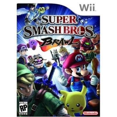 Visuel Super Smash Bros. Brawl /  (Jeux vidéo)