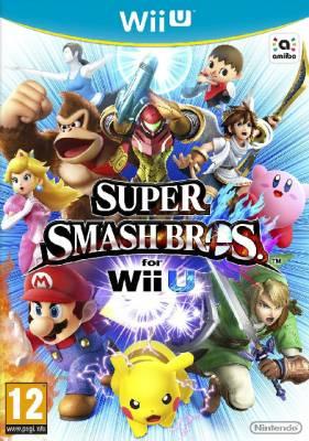 Visuel Super Smash Bros. for Nintendo 3DS / for Wii U /  (Jeux vidéo)