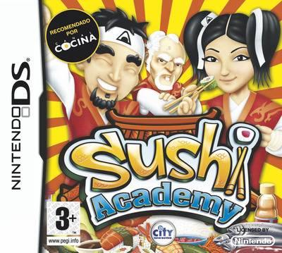 Visuel Sushi Academy /  (Jeux vidéo)