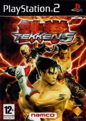 Visuel Tekken 5 / Tekken 5 (Jeux vidéo)