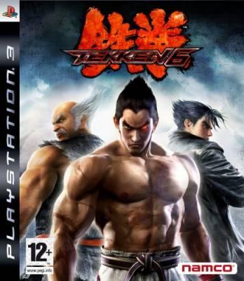 Visuel Tekken 6 /  (Jeux vidéo)
