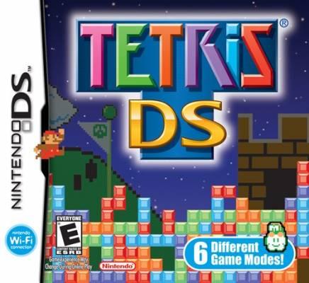 Visuel Tetris DS / Tetris DS (Jeux vidéo)