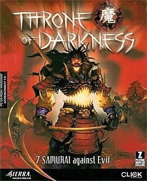 Visuel Throne of Darkness / Throne of Darkness (Jeux vidéo)