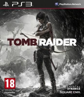 Visuel Tomb Raider / Tomb Raider (Jeux vidéo)