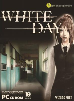 Visuel White Day /  (Jeux vidéo)